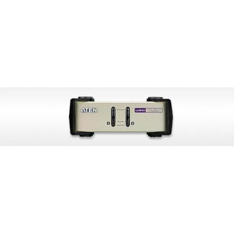 Przełącznik KVM ATEN VGA/USB/PS2 CS82U (CS82U-AT) 2-port.