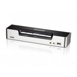 Przełącznik KVM ATEN HDMI/USB 2.0/Audio CS1794 (CS1794-AT-G) 4-port.
