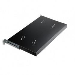 Półka do szaf Equip 19'' 1U 250mm udźwig do 15kg czarna