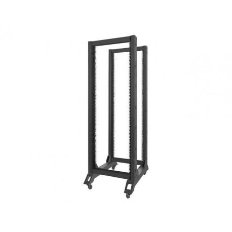 Stojak Open Rack Lanberg OR01-6832-B 32U 600x800 czarny