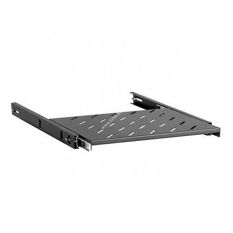 Półka wysuwana 1U do szaf rack o głębokości 600mm Linkbasic