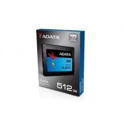 Dysk SSD ADATA Ultimate SU800 512GB 2.5'' SATA3 (560/520 MB/s) 7mm 3D TLC