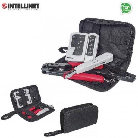 Zestaw narzędziowy Intellinet NET Instalatora I-TOOL-KIT1