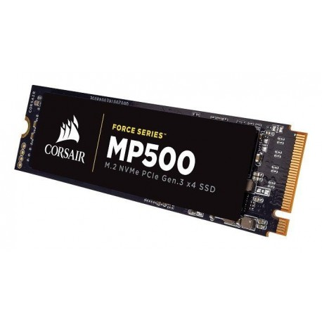 Dysk SSD Corsair Force Series MP500 480GB M.2 PCIe (3000/2400 MB/s) 2280 MLC