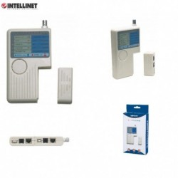 Tester okablowania Intellinet RJ11/RJ45/USB/BNC I-CT MULTI