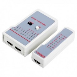 Tester kabli HDMI LogiLink WZ0017 z jednostką zdalną