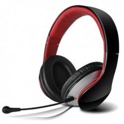 Słuchawki Edifier K830 czerwono/czarne