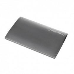 """Dysk SSD zewnętrzny INTENSO Premium Edition 128GB 1.8"""" USB 3.0 Antracyt"""