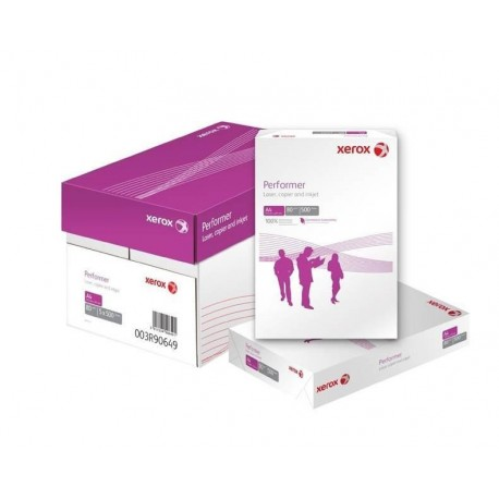 Papier biurowy Xerox Performer, A4, karton 5x ryza (2500ark)