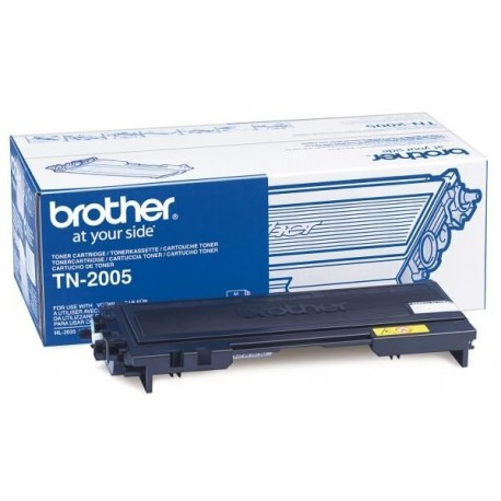 Toner Brother TN-2005 Black, 1500 str.