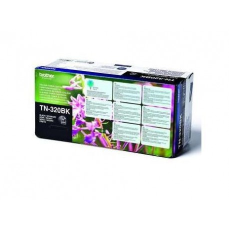 Toner Brother TN-320BK Black