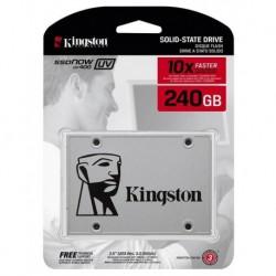 "Dysk SSD Kingston SSDNow UV400 240GB 2.5"" SATA3 (550/490) 7mm"