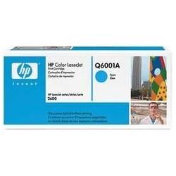 Toner HP LJ 2600/1600 Cyan (Q6001A)