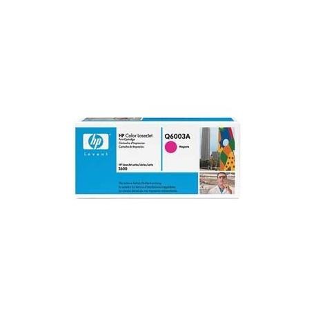 Toner HP LJ 2600/1600 Magenta (Q6003A)