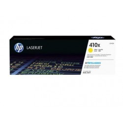 Toner HP 410X yellow
