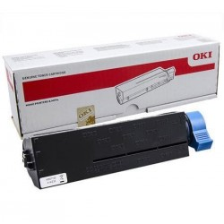 Toner OKI black 45807106