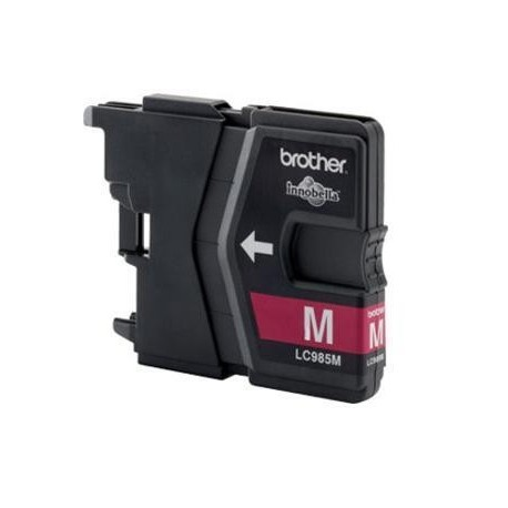 Tusz Brother LC-985M Magenta