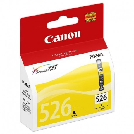 Tusz Canon CLI-526 Yellow