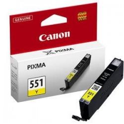 Tusz Canon CLI-551 Yellow