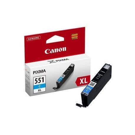 Tusz Canon CLI-551XL Cyan
