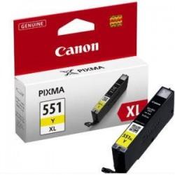 Tusz Canon CLI-551XL Yellow
