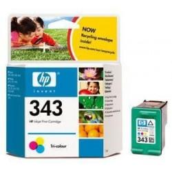 Tusz HP 343 Color (7ml)