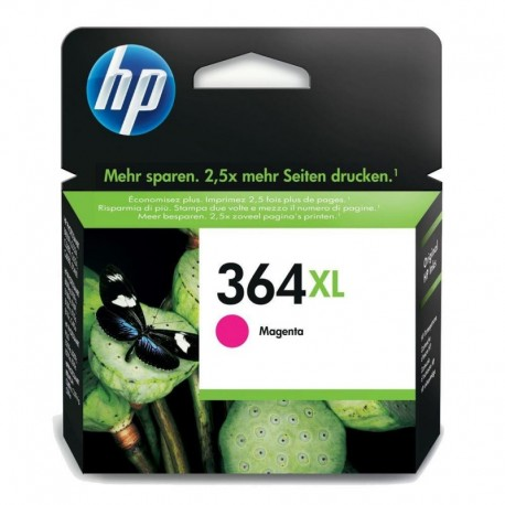 Tusz HP 364 Magenta XL
