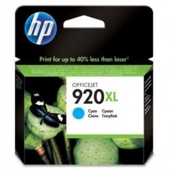 Tusz HP 920XL Cyan