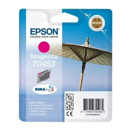 Tusz Epson Stylus T0453 C64/C66/C84 Magenta