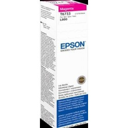 Tusz Epson Magenta 70 ml (T6733) do Epson L800