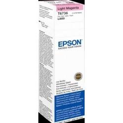 Tusz Epson Light Magenta 70 ml (T6736) do Epson L800