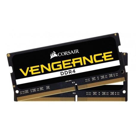 Pamięć DDR4 SODIMM Corsair Vengeance 16GB (2x8GB) 3000MHz CL16 1,2V