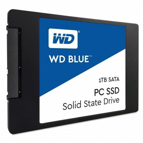 """Dysk SSD WD Blue 1TB 2,5"""" (545/525 MB/s) 7mm WDS100T1B0A"""