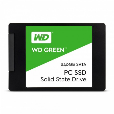 "Dysk SSD WD Green 240GB 2,5"" (540/465 MB/s) WDS240G2G0A"