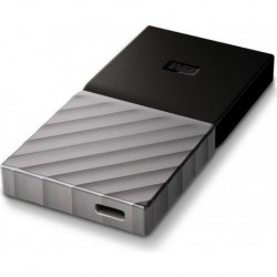 Dysk zewnętrzny SSD WD MY PASSPORT SSD 512GB USB 3.1/USB-C SILVER