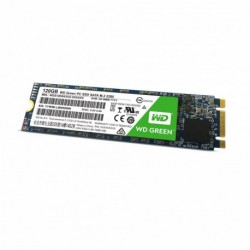 Dysk SSD WD Green 120GB M.2 2280 (540/430 MB/s) WDS120G1G0B