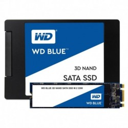 "Dysk SSD WD Blue 250GB 2,5"" (550/525 MB/s) WDS250G2B0A 3D NAND"