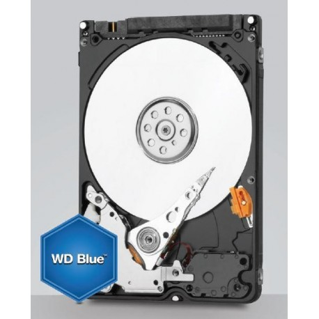 "Dysk WD WD5000LPCX 2.5"" 500GB WD Blue™ 5400 16MB SATA-III 7mm"