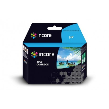 Tusz INCORE do Hp 351XL (CB338EE) Color 17ml reg.