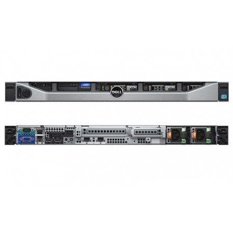 Serwer Dell PowerEdge R430 E5-2620v4/8GB/SSD120GB/H330/3Y NBD