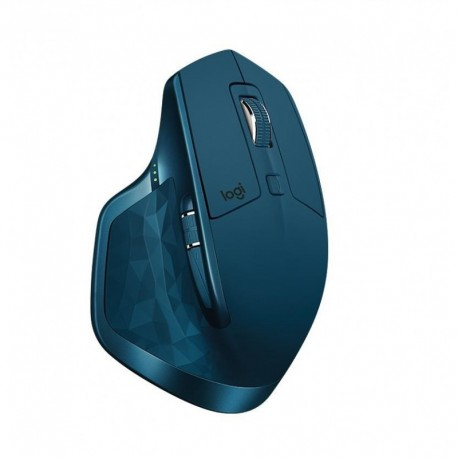 Mysz bezprzewodowa Logitech MX Master 2S optyczna niebieska