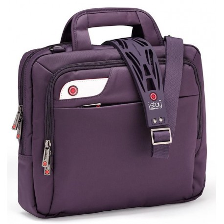 "Torba do notebooka i-Stay 13,3"" fioletowa"