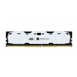 Pamięć DDR4 GOODRAM IRIDIUM 4GB 2400MHz CL15-15-15 IRDM 512x8 White