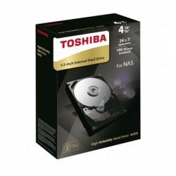 Dysk Toshiba N300 HDWQ140EZSTA 3,5' 4TB SATA - NAS