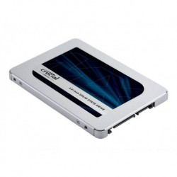 Dysk SSD CRUCIAL MX500 500GB SATA 3 (560/510 MB/s) 3D NAND, 7mm
