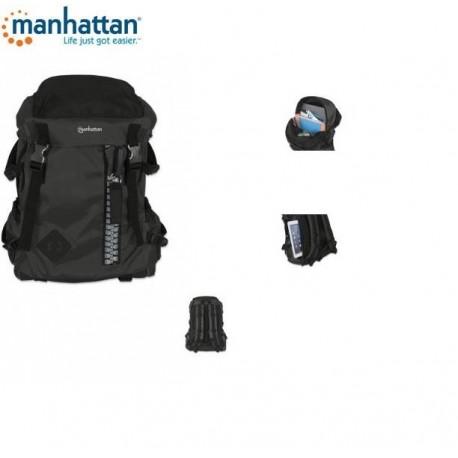"Plecak do notebooka Manhattan Zippack 15,6"" czarny A-NB5 664"