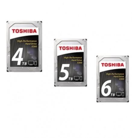 "Dysk Toshiba X300 HDWE160UZSVA 3,5"" 6TB SATA 7200 128MB BULK"