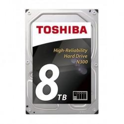 Dysk Toshiba N300 HDWN180UZSVA 3,5' 8TB SATA - NAS BULK