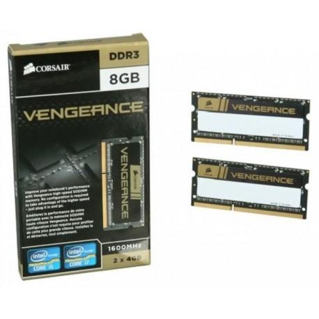 DDR3 CORSAIR SODIMM 8GB (2x4GB)/1600MHZ 9-9-9-24 i5/i7