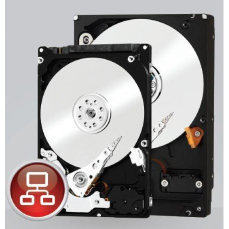 Dysk WD WD30EFRX 3TB WD Red 64MB SATA III - NAS
